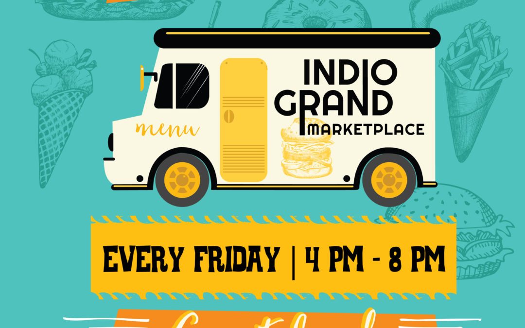 Foodie Fridays Postponed
